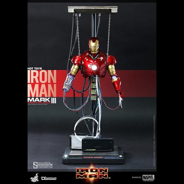 Dio Iron Man