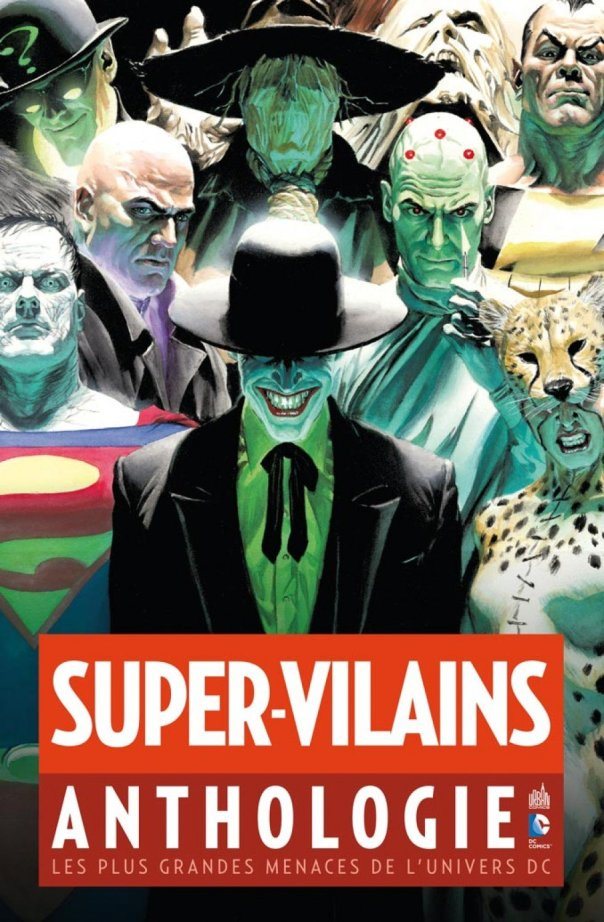 Super vilains Anthologie