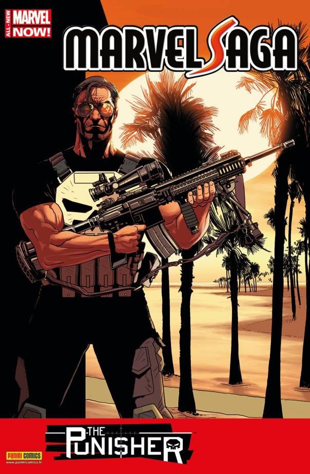 Marvel Saga Punisher