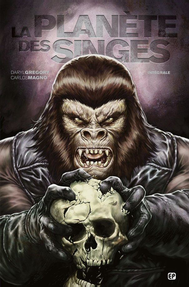 Coffret planète des singes