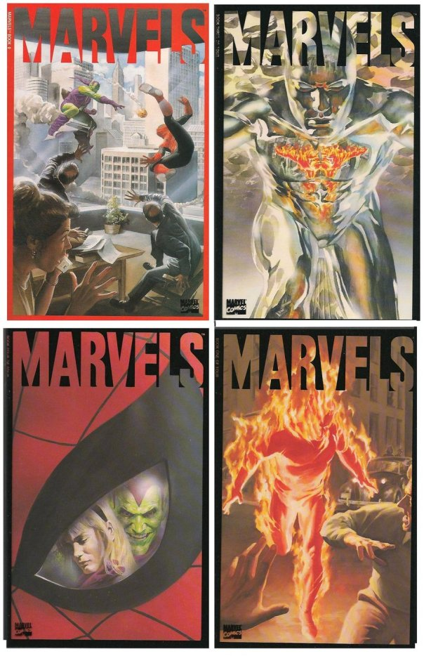 Marvels 1