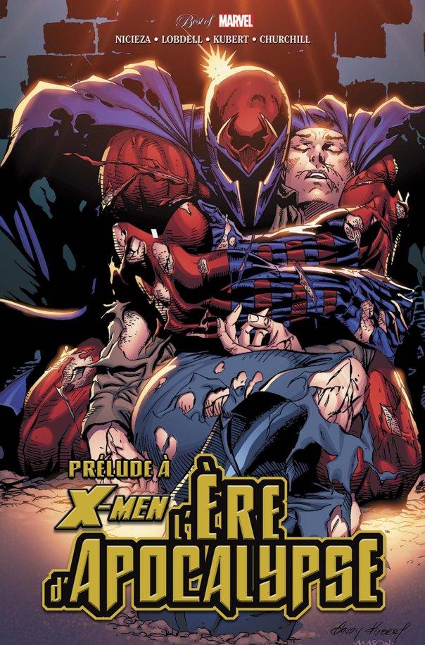 X-Men Prélude