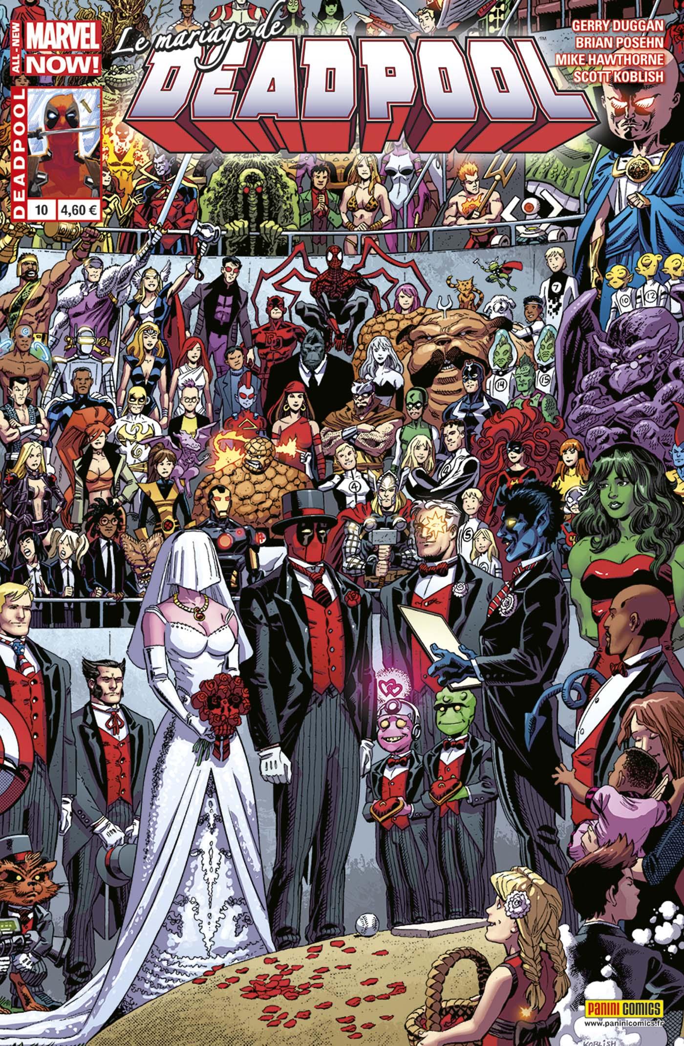 le mariage de deadpool - Le Mariage De Rahan