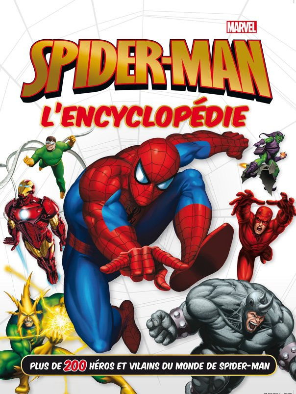 Spider-Man Encyclopédie