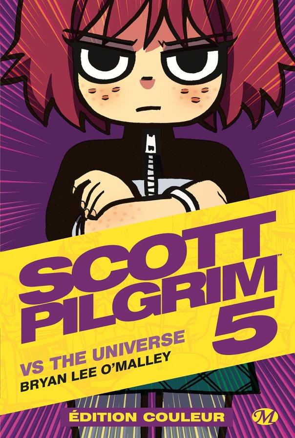 Scott Pilgrim 5