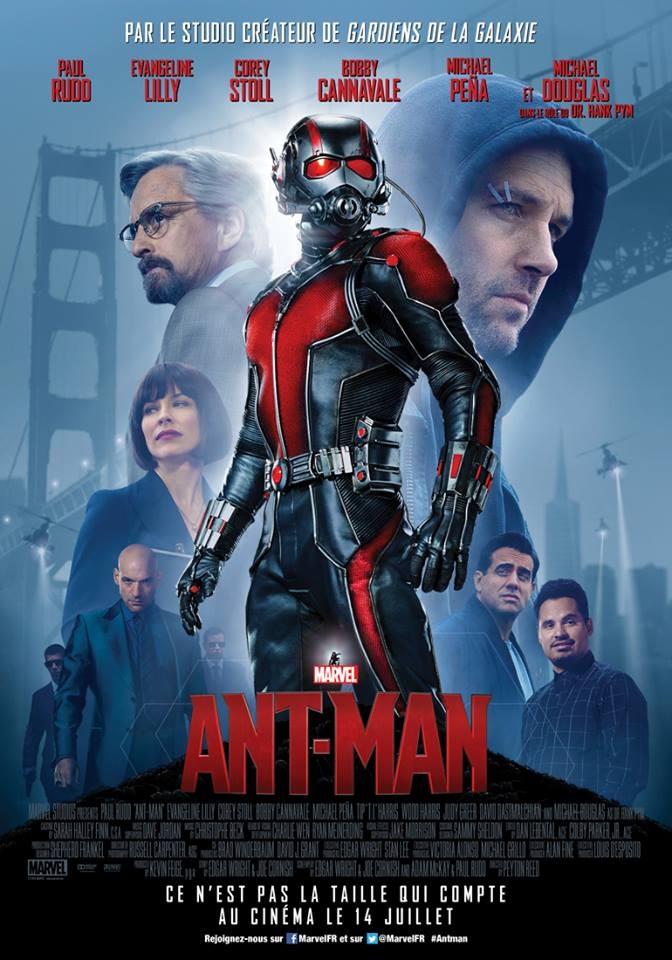 Ant-Man Affiche