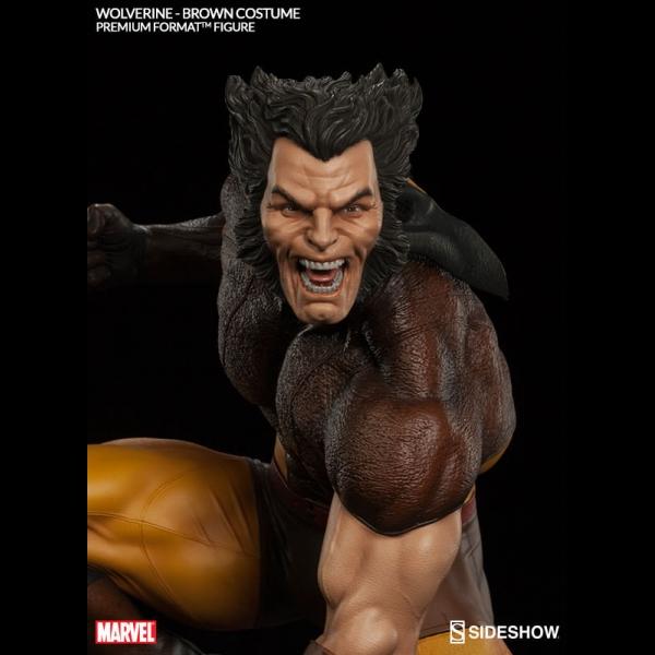 Wolverine Marron 1
