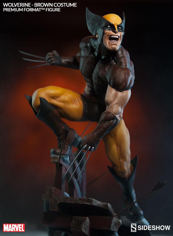 Wolverine Marron