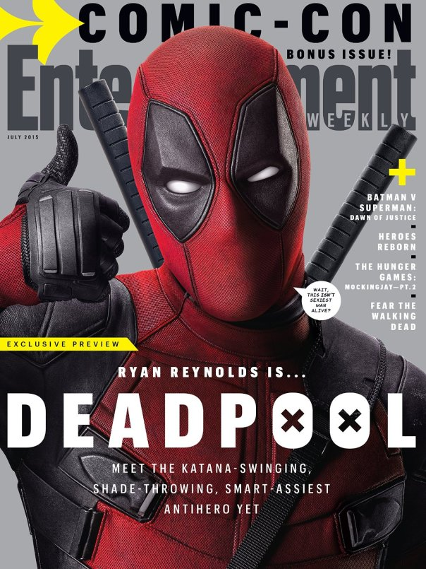 Couv Deadpool
