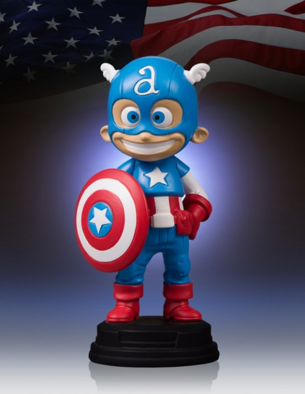 Captain America SY