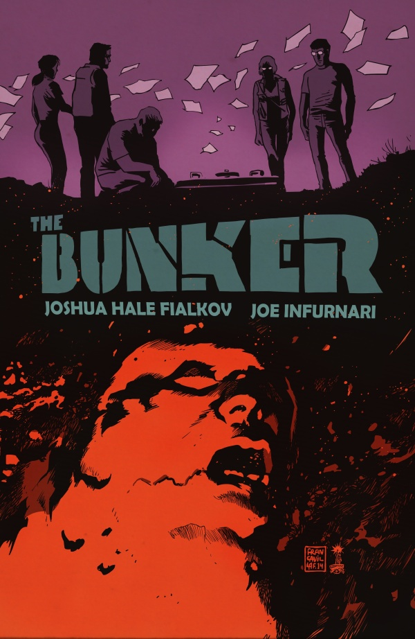 [@GlenatComics] The Bunker - Tome 1 - Capsule temporelle