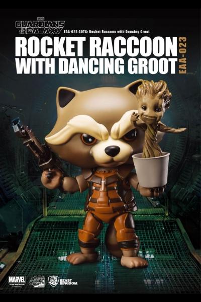 Rocket et Groot 1