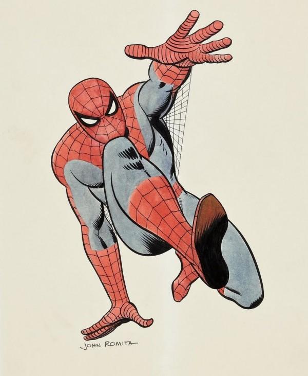 John Romita Sr Spider-Man