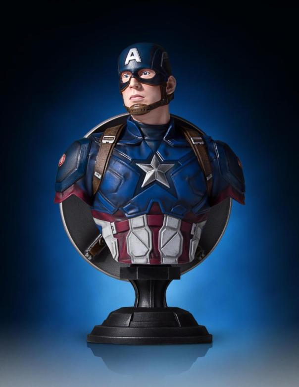 Buste Captain America 1