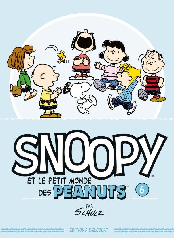 SNOOPY ET LES PEANUTS 06_C1C4.indd