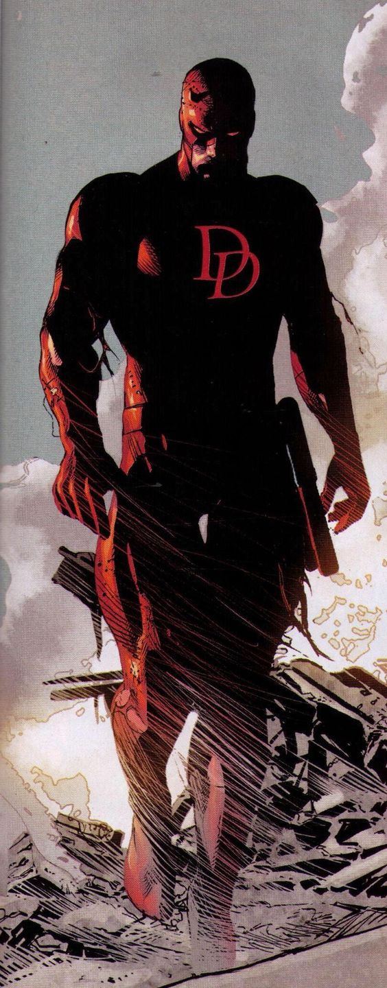Mike deodato jr 3