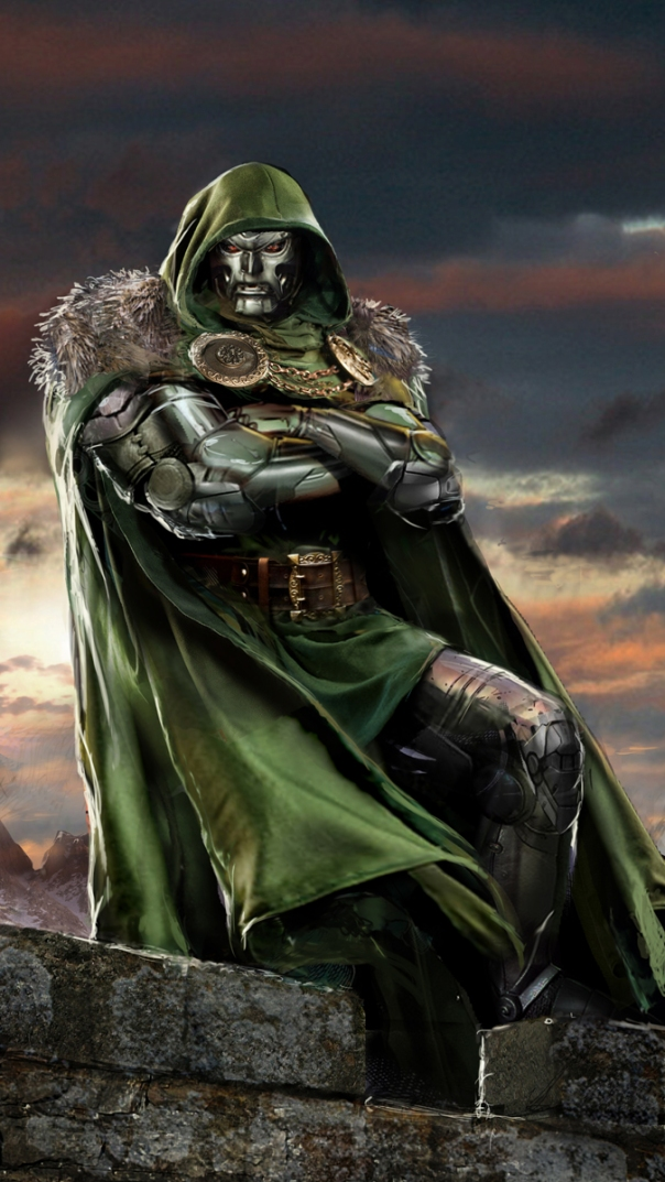Doctor Doom John Gallagher
