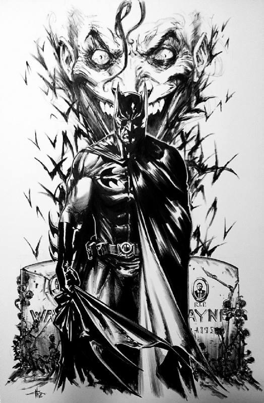 Gabriele Dell'Otto Batman