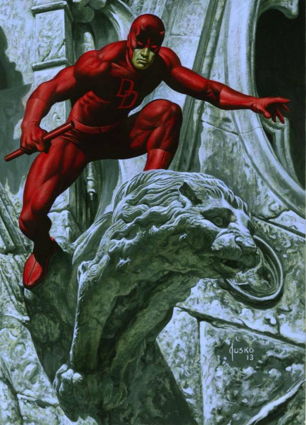 Joe Jusko Daredevil