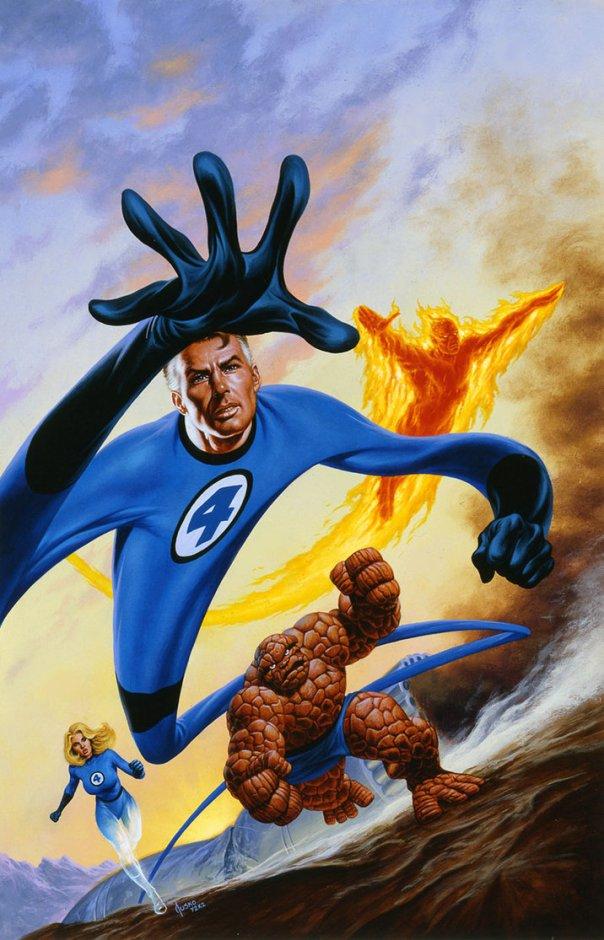 Joe Jusko Fantastic Four