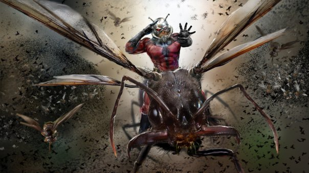 John Gallagher Ant-Man