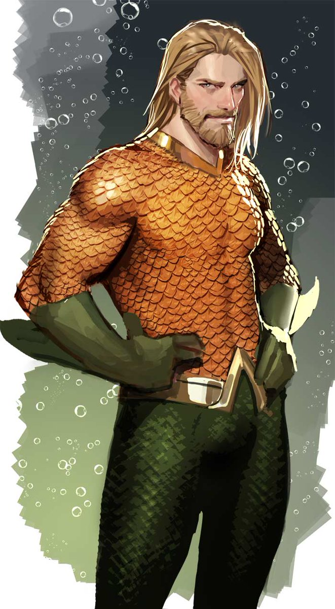Voyeurisme, business & éthique [Dolphin] Aquaman