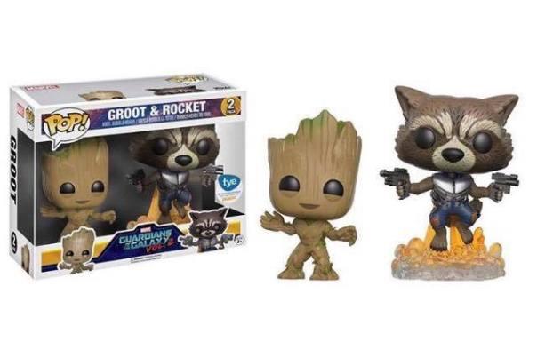 Groot et Rocket
