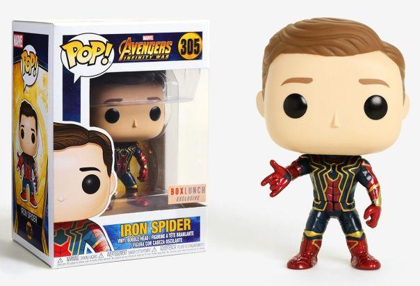 Iron Spider 1