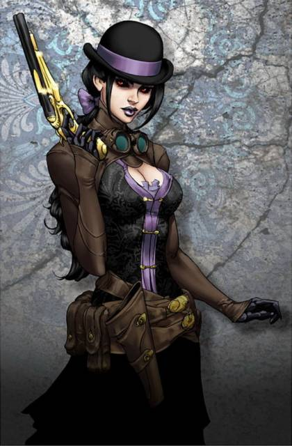 Lady Mechanika Perso'