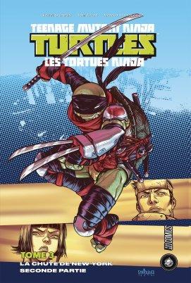 """Résultat de recherche d'images pour """"tortues ninja 3 hicomics"""""""