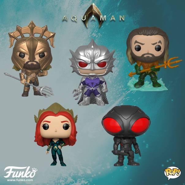 Série Aquaman