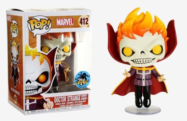 Doctor Strange - Ghost Rider