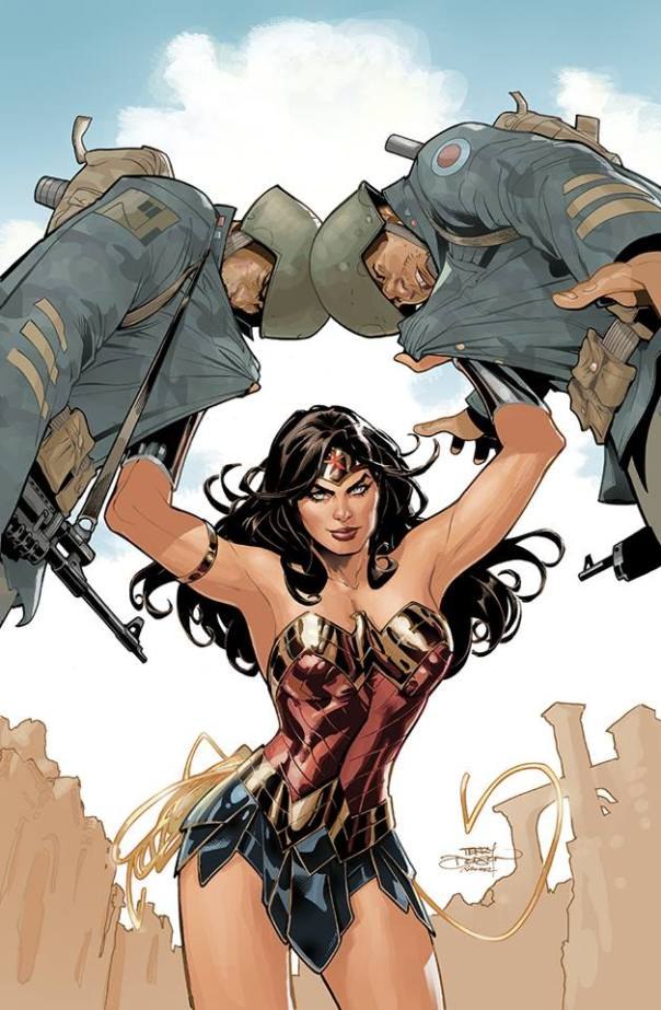 Terry Dodson 2
