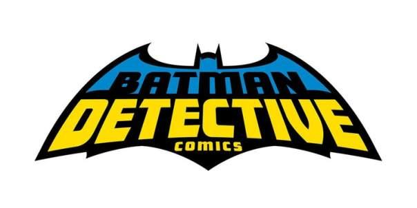 Logo Batman Detective Comics