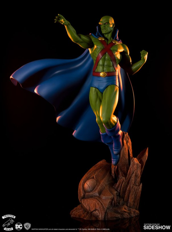 Martian Manhunter 4