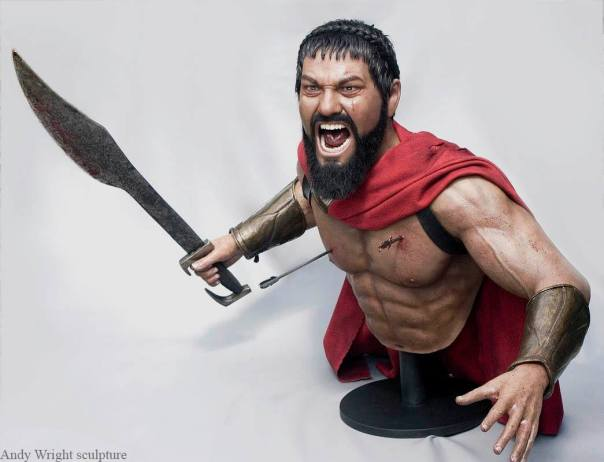 Buste Leonidas 1