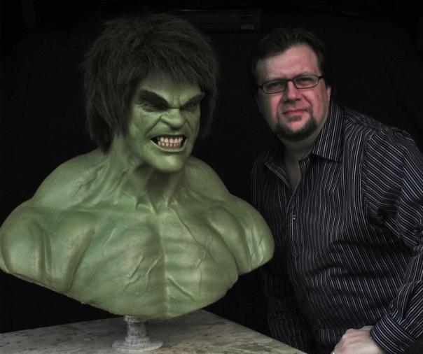 Buste Hulk (Lou Ferrigno)