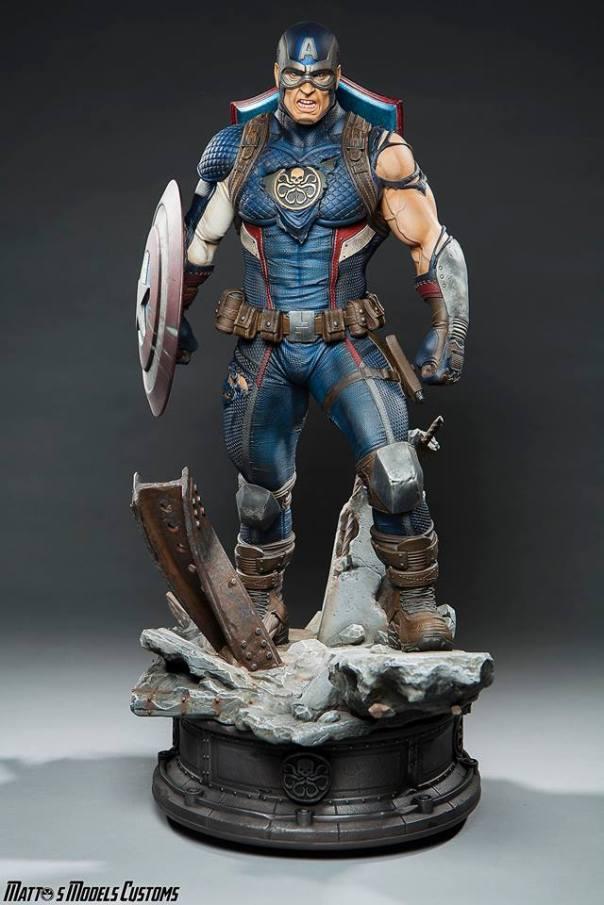 Captain America Prototype 1.4