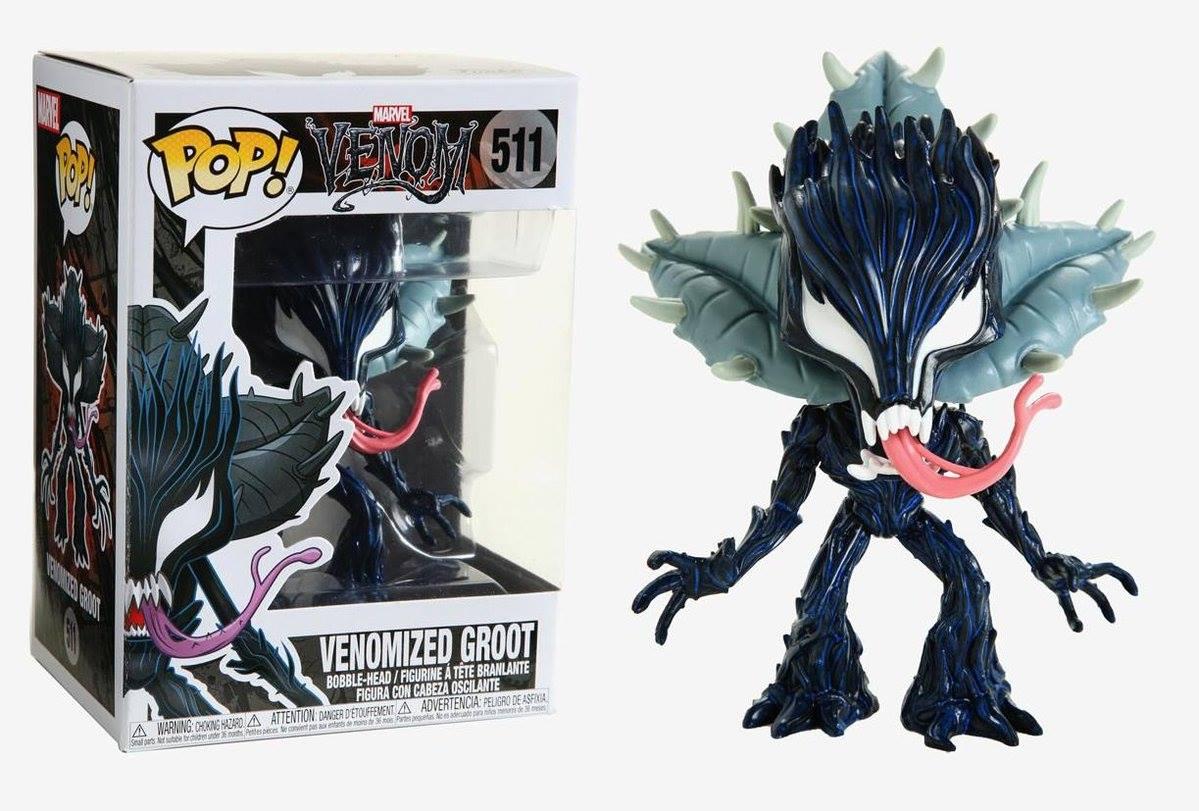 Venom Groot