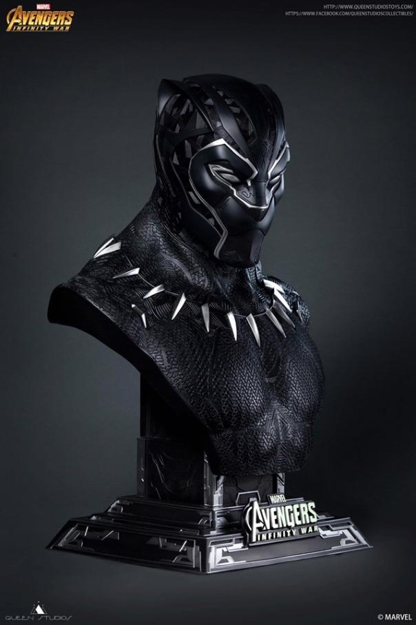 Buste Black Panther 2