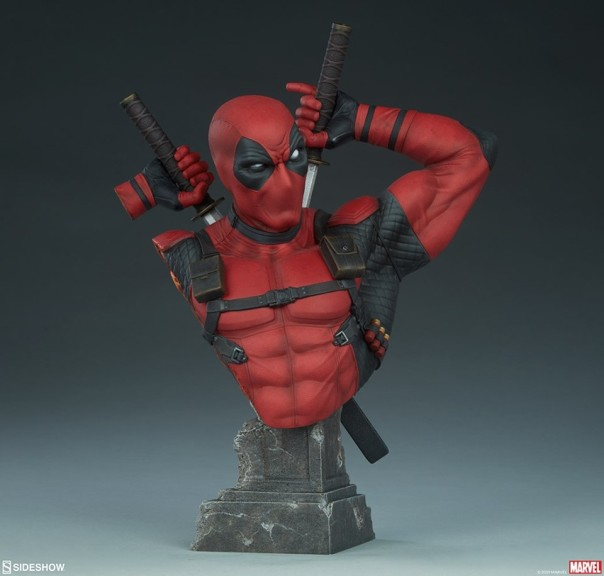 Buste Deadpool 7