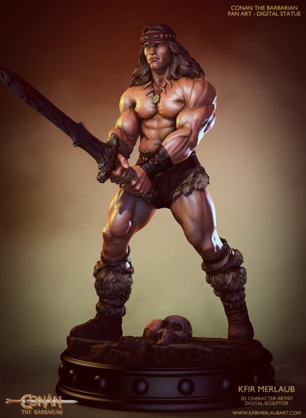 Conan 15