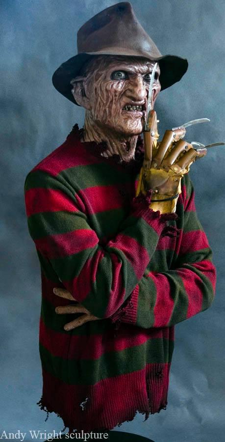 Buste Freddy