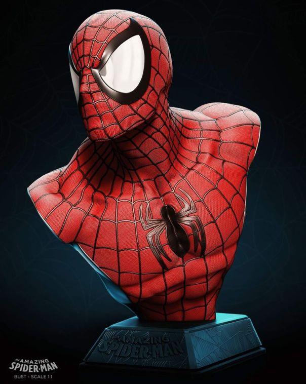 Buste Spider-Man 7
