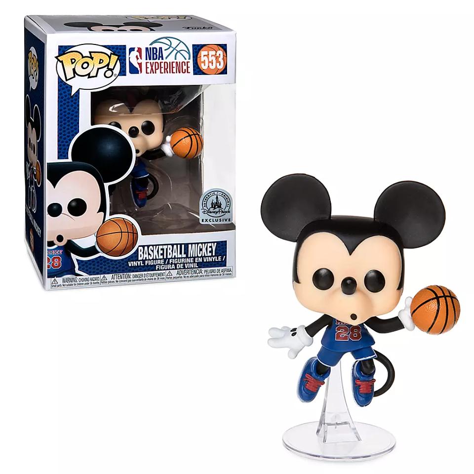Mickey NBA