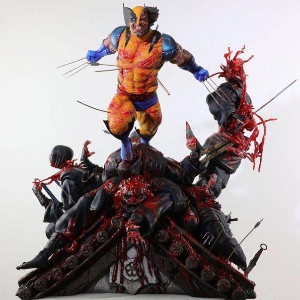 Wolverine 123