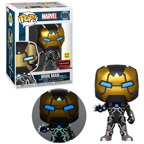 Iron Man 555