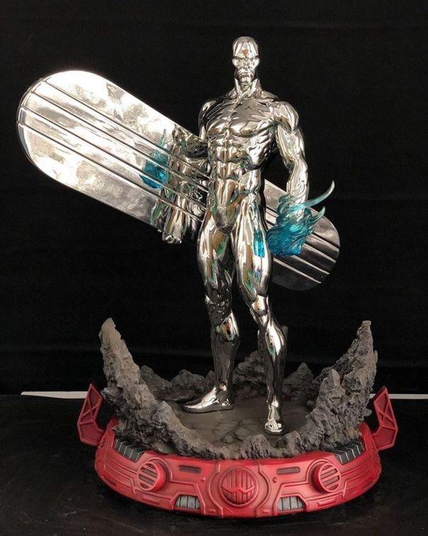 Silver Surfer 49