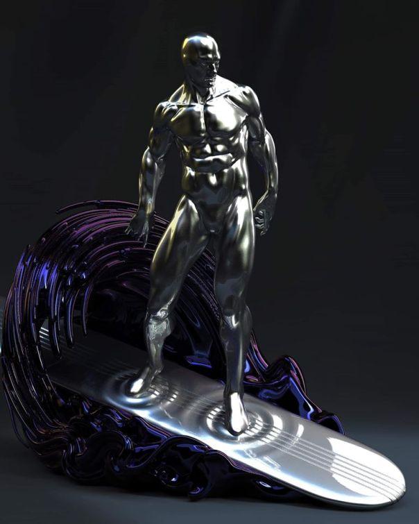 Silver Surfer 55