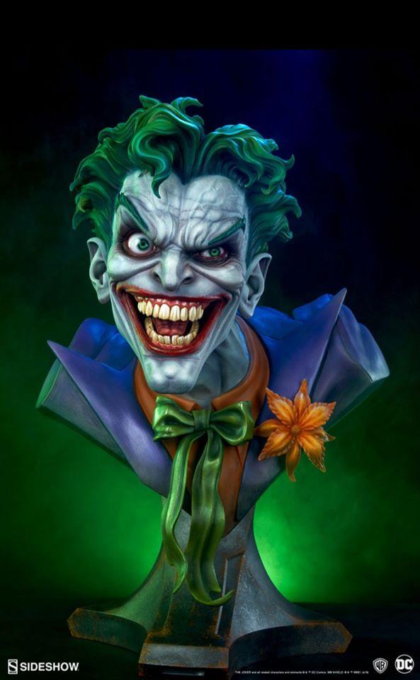 Buste Joker 1